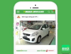 Giá xe ôtô Suzuki Ertiga cũ: đi mua xe cũ cần lưu ý những gì?