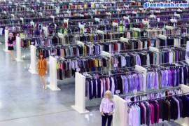 Làm giàu từ kinh doanh quần áo