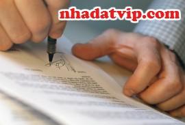 Tư vấn Tranh chấp hợp đồng đất đai, Giải quyết tranh chấp đất, Làm giả chữ ký trong Hợp đồng mua bán nhà