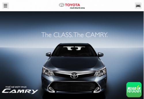 Đánh giá ngoại thất Toyota Camry 2016, 373, Minh Thiện, NhaDatVip.Com, 18/08/2016 11:34:43