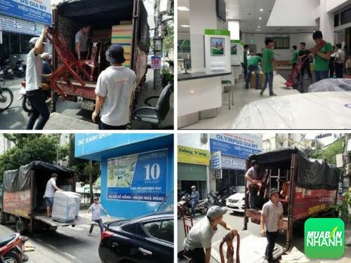 Những lưu ý khi sử dụng dịch vụ taxi tải chuyển nhà trọn gói TPHCM, 377, Phương Mai, NhaDatVip.Com, 02/06/2017 14:18:49